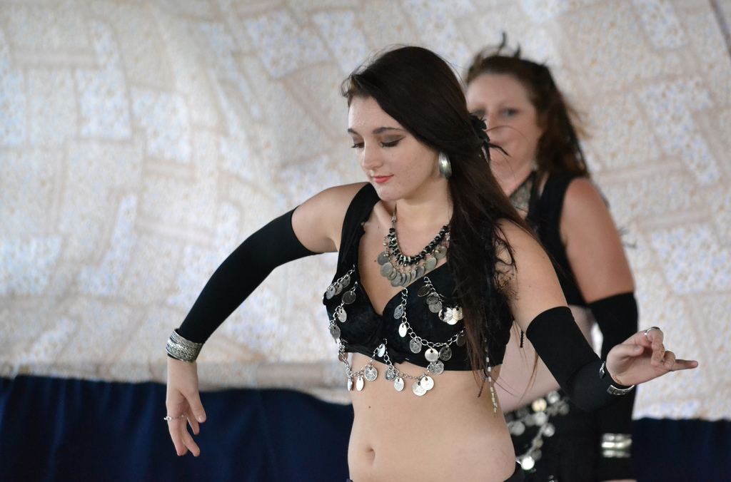 Belly Dancing Workout