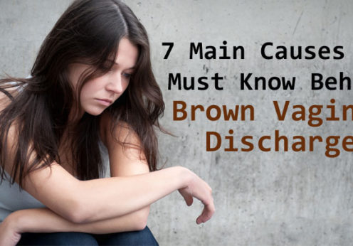 Brown Vaginal Discharge